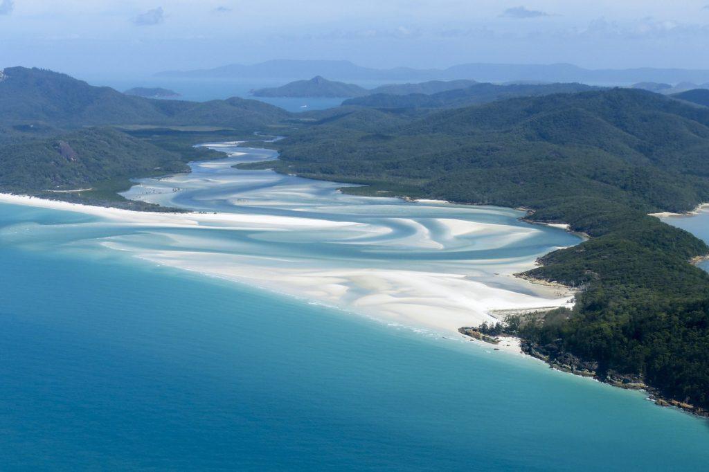 whitsunday island australija